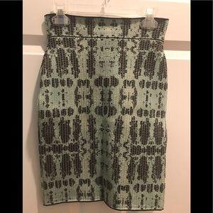BCBG MaxAzria Bodycon Skirt
